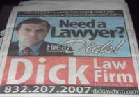 Hire a dick