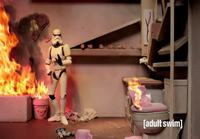 Robot chicken: Best of Gary the Stormtrooper