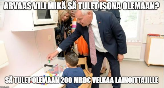 Tulevaisuuden oikeudenmukainen Suomi