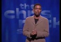 Aina ajankohtainen Chris Rockin ohjeet välttyä poliisiväkivallalta