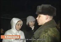 Kissa puusta Venäjän tyyliin