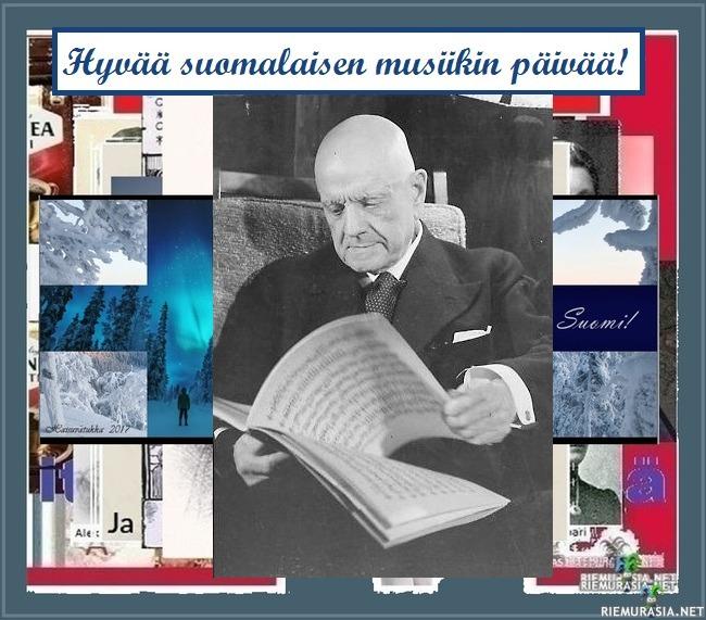 Suomalaisen Musiikin Päivä