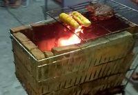 Liikuteltava grilli