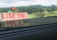 Love fart magic