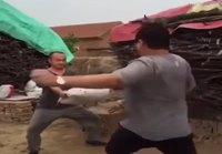 Kung fu jekku kaverille