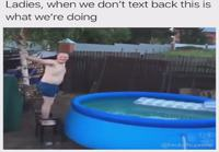 Kun miehet ei vastaa viesteihin