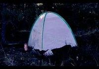 Teltta pystyyn