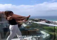 Naisetkin juo alkoholia