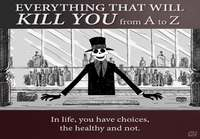 Everything that will kill you