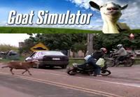 Goat simulator in real life
