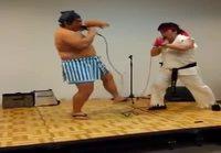Street Fighter esitys