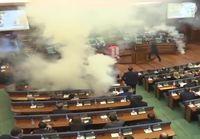 Normipäivä Kosovon parlamentissa