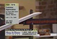 Miekkaa esitellään TV-Shopissa