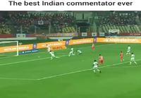 Paras intialainen jalkapalloselostaja