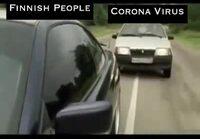 Suomalaiset vs Corona