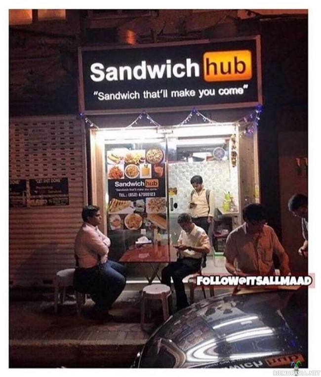 Sandwichhub