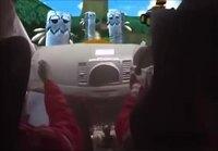 Sami plays Mario Kart