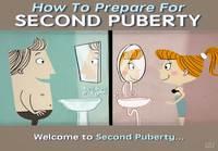 Toinen puberteetti