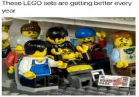 United Airlines LEGO