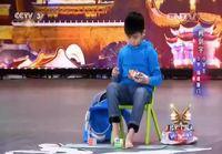 Kiinalaista talenttia