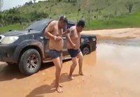Jalalla koreasti mudassa