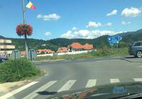 Sillä välin Romanian liikenteessä