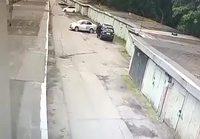 Auto talliin ajo Venäjällä