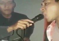 Laulajalle kepponen