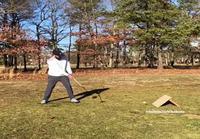 Golf kikkailua