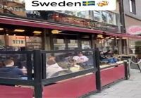Sweden vs Rest of the world