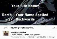 Darth nimi