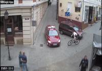 Pyöräonnettomuus