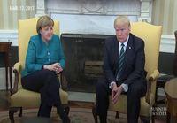 Trump&Merkel