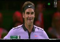 Pallopoika vs.Federer