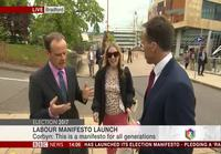 BBC-Uutiset ja nainen