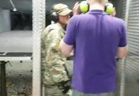 AK47-ampumaradalla