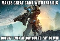 Good guy Titanfall 2