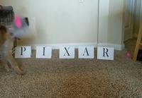 Pixar intro uusiksi