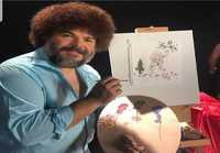 This is not Bob Ross