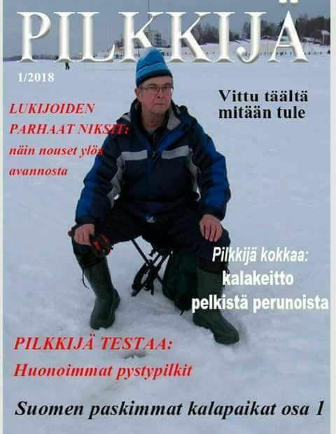 Pilkkijä Lehti