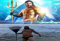 Aquaman ja aquahombre
