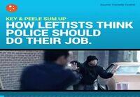 Vasemmiston näkökulma Poliisiin.