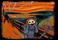 He-Man & Skeletor Scream.